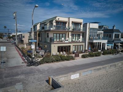 Attached For Sale: 3593 Ocean Front Walk