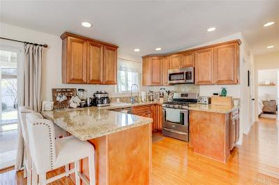 Santee Single Family Home For Sale: 9216 Northcote Rd