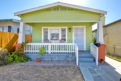 Norma Heights, Normal Heights Single Family Home For Sale: 4469 36th St