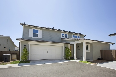 Escondido Single Family Home Contingent: 2677 Overlook Point Dr