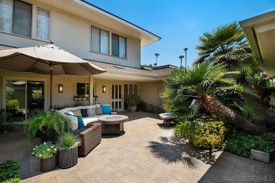 Rancho Santa Fe Attached Sold: 129 Cancha De Golf