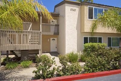 Attached For Sale: 8545 Villa La Jolla Drive #B