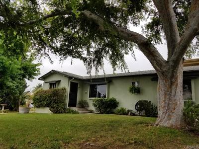 Carlsbad Single Family Home For Sale: 1104 Knowles Ave