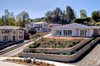 Carlsbad Single Family Home For Sale: 3107 Afton Way