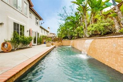 La Costa Valley Single Family Home For Sale: 2225 Vista La Nisa