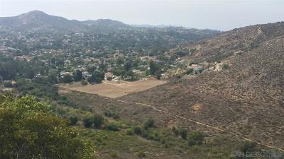 Poway Residential Lots & Land For Sale: Lot 23 Indian Springs #23