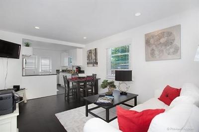 North Park Rental For Rent: 3609-3615 30th Street #cottage