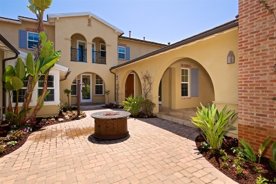 Santaluz Single Family Home For Sale: 14248 Caminito Lazanja