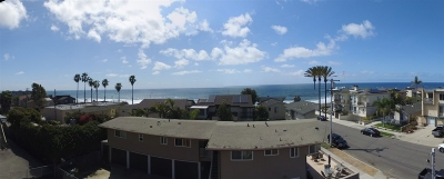 Carlsbad Attached For Sale: 165 Acacia Ave #4