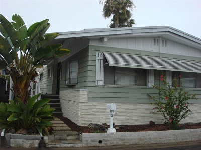 San Marcos Mobile/Manufactured For Sale: 1145 Barham Drive E #238