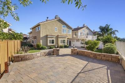 Oceanside Single Family Home For Sale: 3234 San Helena Dr