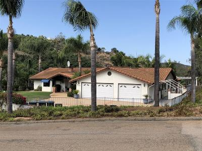 Vista Single Family Home For Sale: 29722 Nella Lane
