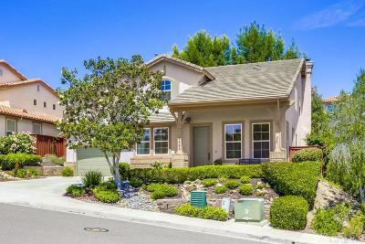 San Elijo Hills Single Family Home Pending: 1583 Archer Rd