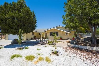Escondido Single Family Home For Sale: 1982 Craigmore