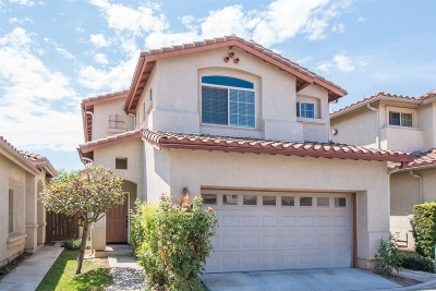 Santee Single Family Home For Sale: 8521 Brian Pl
