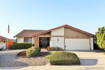 Single Family Home For Sale: 12664 Senda Acantilada
