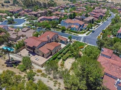 Santaluz Single Family Home For Sale: 14397 Caminito Lazanja