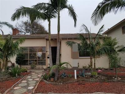 San Diego County Single Family Home For Sale: 4927 Jumano