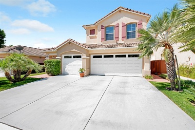 Carlsbad Single Family Home For Sale: 6861 Camino De Amigos