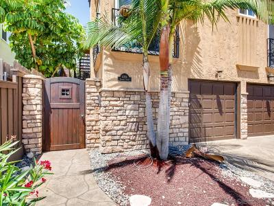 San Diego Attached Pending: 4054 Florida St #5