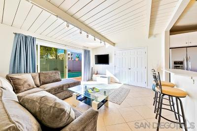 Pacific Beach, Pacific Beach Sail Bay, Pacific Beach, North Pacific Beach, Pacific Beach/Crown Point Single Family Home For Sale: 1655 La Playa Ave