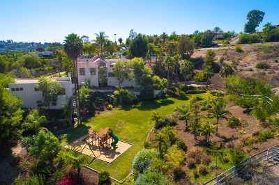 Encinitas Single Family Home For Sale: 2916 Lone Jack Rd