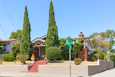 Mission Hills Multi Family 2-4 For Sale: 2805 State Street