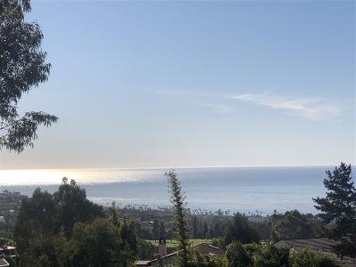 La Jolla Single Family Home For Sale: 7235 Carrizo Drive