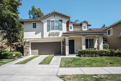 Vista Single Family Home For Sale: 1630 Magnolia Circle