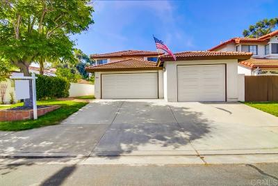 Rancho Del Rey Single Family Home For Sale: 880 Blackwood Rd