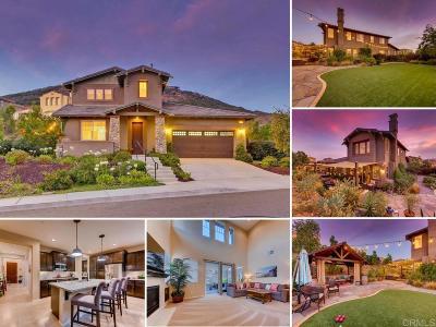 San Marcos Single Family Home For Sale: 1106 Vega Way