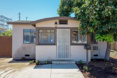 Single Family Home For Sale: 132 W Plaza Blvd