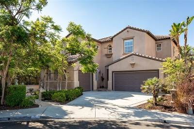 Single Family Home For Sale: 7108 Torrey Mesa Court