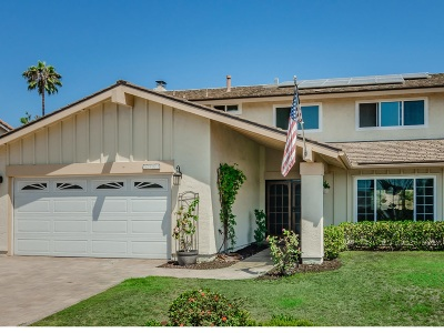 Bonita Single Family Home For Sale: 5902 Rocky View Ct