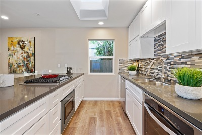 Pacific Beach, Mission Beach Single Family Home For Sale: 1455 Chalcedony