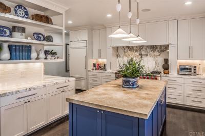 Rancho Santa Fe Single Family Home For Sale: 6003 La Flecha