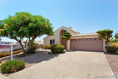 Rancho Penasquitos, Rancho Penesquitos Single Family Home For Sale: 13064 Avenida Grande