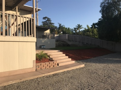 Vista Single Family Home For Sale: 270 Knoll