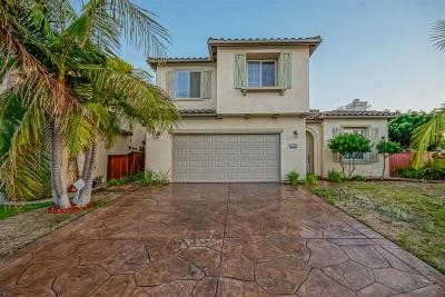 Single Family Home For Sale: 2176 Corte San Simeon