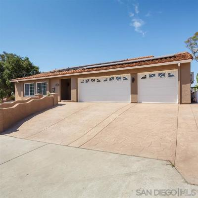Bonita Single Family Home For Sale: 389 Camino Elevado