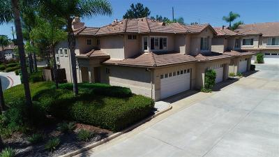 Oceanside Attached For Sale: 1261 Natoma Way #A