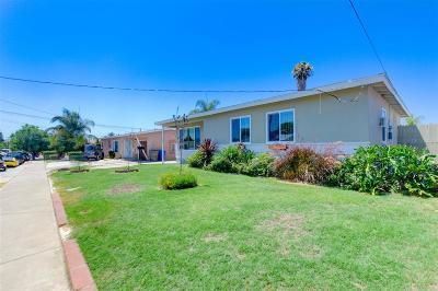 Single Family Home For Sale: 204 N Drexel Avenue