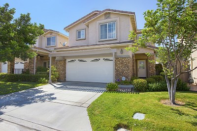 Santee Single Family Home For Sale: 8770 Glen Vista Way