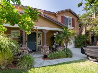 Murrieta CA Single Family Home For Sale: $430,000