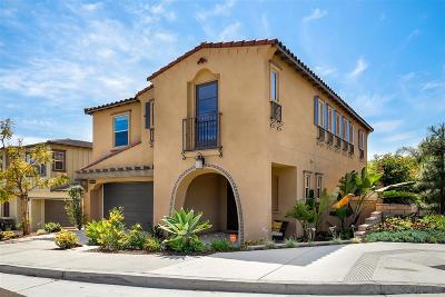 Encinitas Single Family Home For Sale: 1093 Primrose Ln
