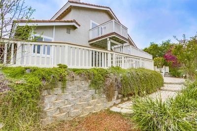 Single Family Home For Sale: 249 Via De Amo