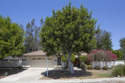 Scripps Ranch Single Family Home For Sale: 11730 Timberlake