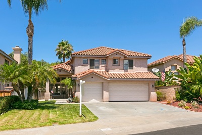 Single Family Home For Sale: 4512 Corte Pastel