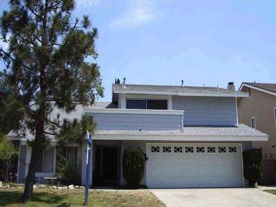 Rancho Del Rey Single Family Home Contingent: 760 Bajo Court