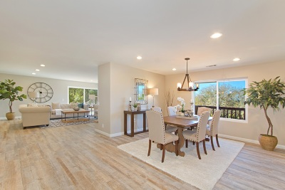 Single Family Home For Sale: 1650 Santa Margarita Drive